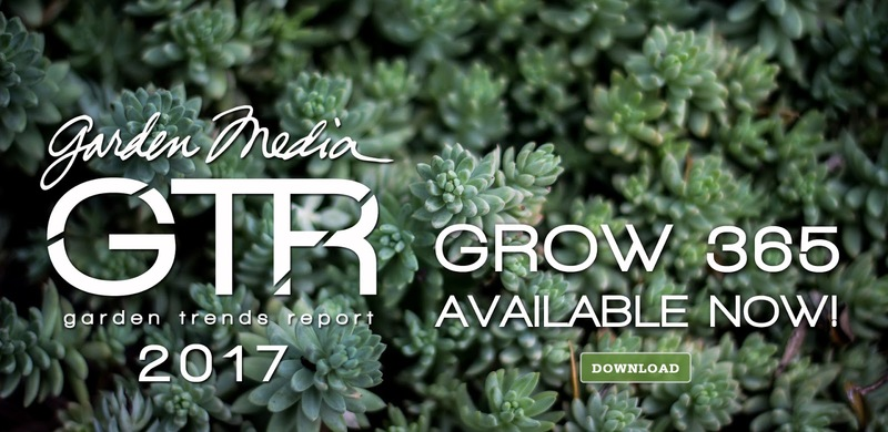 2017 garden trends report grow 365 garden europe