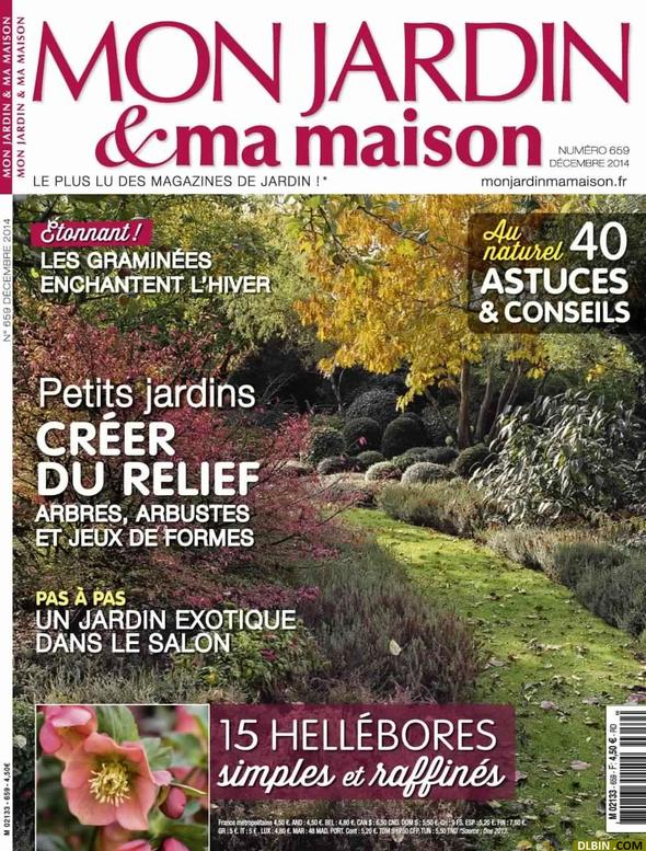 Maison et jardin magazine art et decoration with maison for Magazine maison et jardin