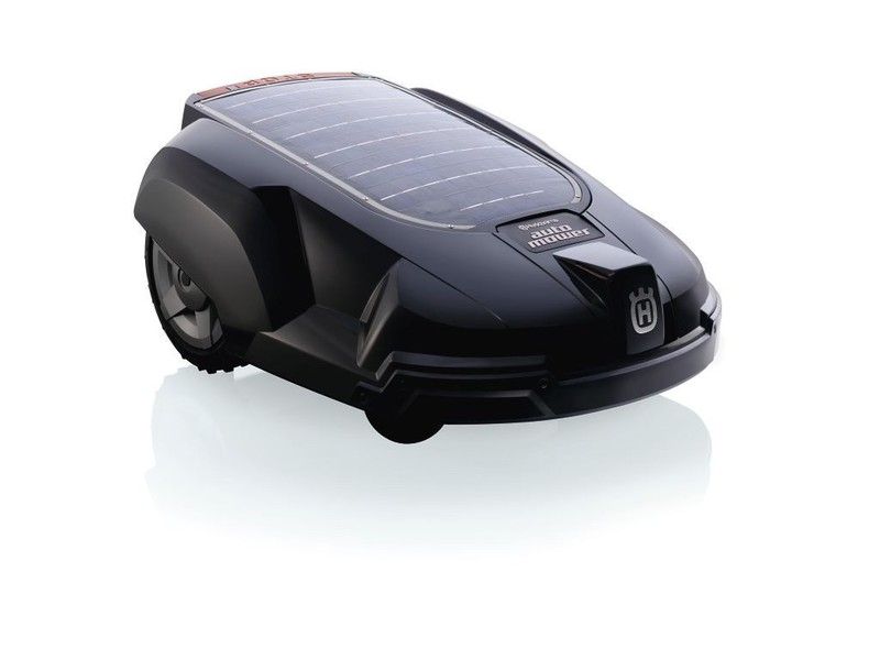 husqvarna group has produced 500 000th robotic mower garden europe. Black Bedroom Furniture Sets. Home Design Ideas